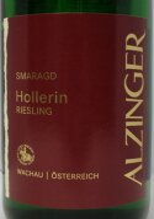 Alzinger Riesling Hollerin Smaragd 2017