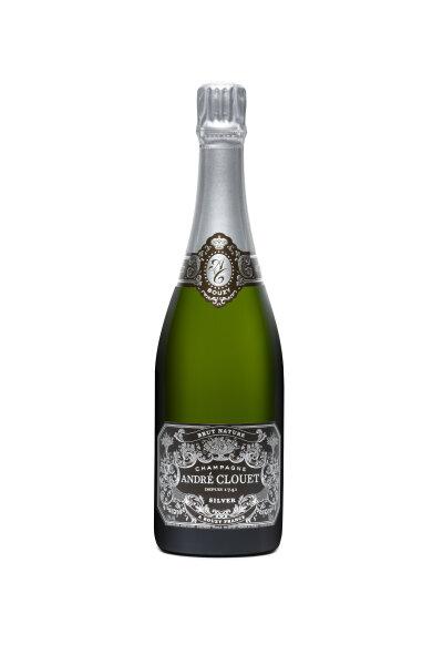 André Clouet Champagne Silver Brut Nature