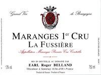 Roger Belland Maranges La Fussiere 1er Cru Rouge 2019